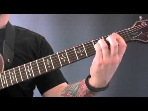 I Am The Black Wizards Guitar Tutorial by Emperor - How To Play I Am The Black Wizards