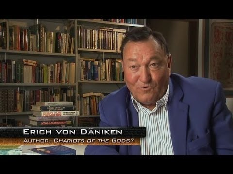 Erich von Däniken Legacy - Ancient Aliens & Chariots of the Gods NEW