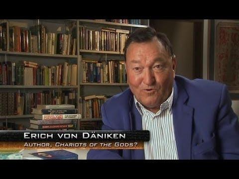 erich-von-däniken-legacy---ancient-aliens-&-chariots-of-the-gods-new