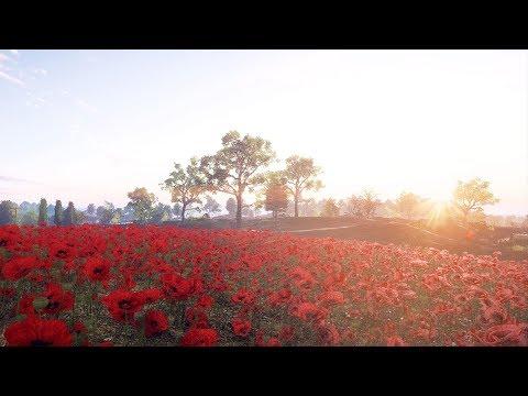 Sabaton - In Flanders Fields *Emotional* [Battlefield 1 Cinematic] {Lyrics}