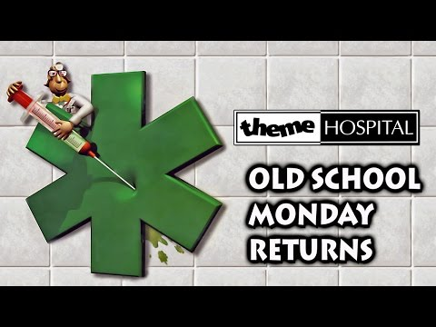 Let's Play Theme Hospital PC - Origin Free Download - Old School Monday