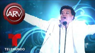 Exsecretario de Juan Gabriel muestra foto del cantante | Al Rojo Vivo | Telemundo