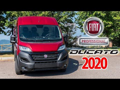 Nuovo Fiat Ducato 2020 - New Fiat Ducato MY 2020
