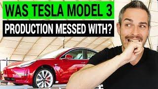 Elon Musk: Tesla Model 3 Production Sabotaged!
