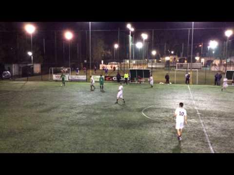 Roma C8 GSA 3-3 Alitalia Calcio   Serie A - 26ª   Integrale