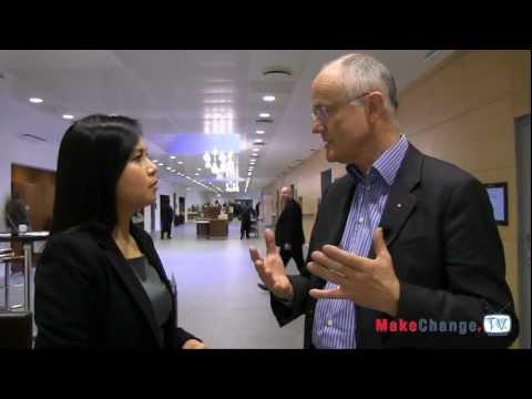 "Lars Kolind on CSR, ""Unboss"" and David Hessekiel on ""Cause Marketing"", MakeChangeTV E.5:"