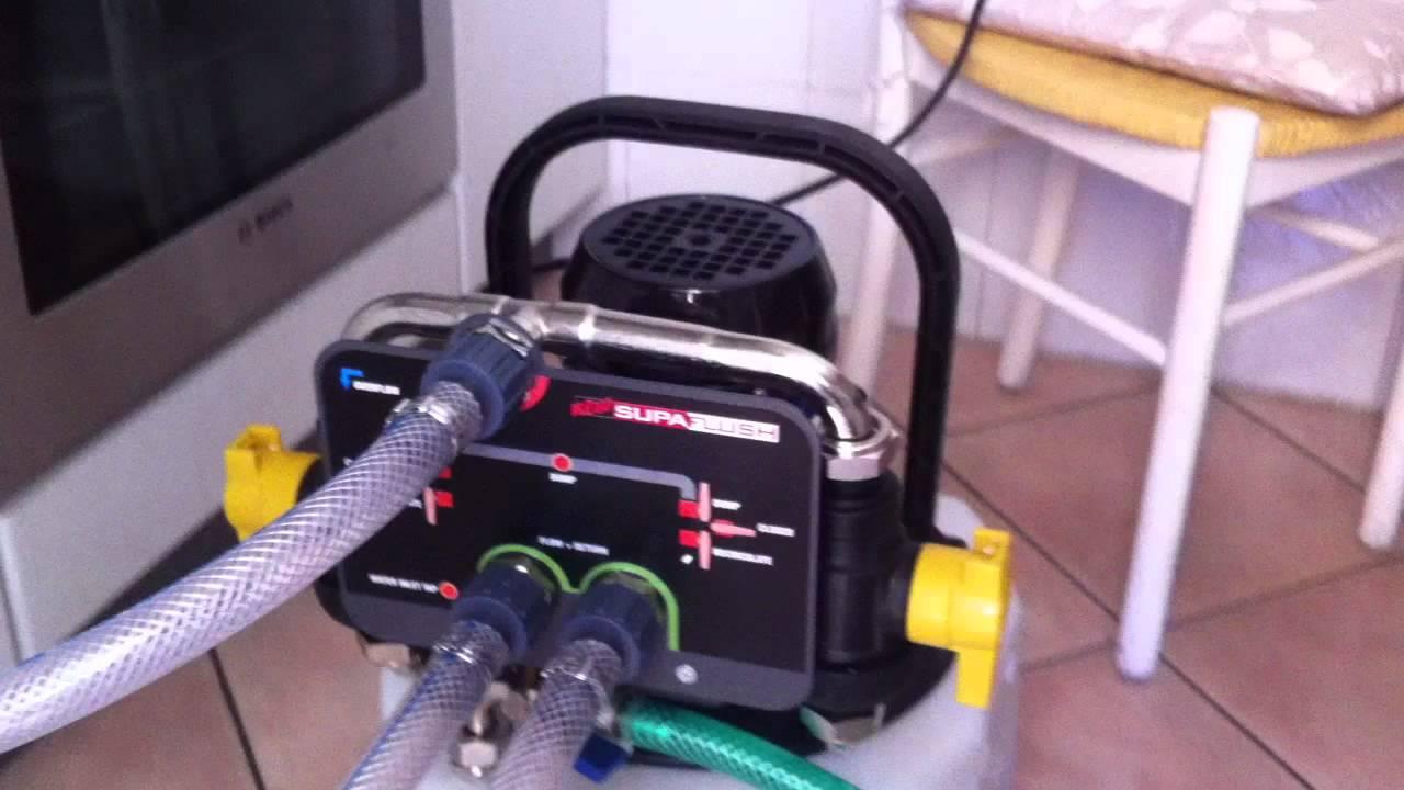 Gli specialisti del risparmio energetico lavaggio for Realizzare impianto idraulico fai da te