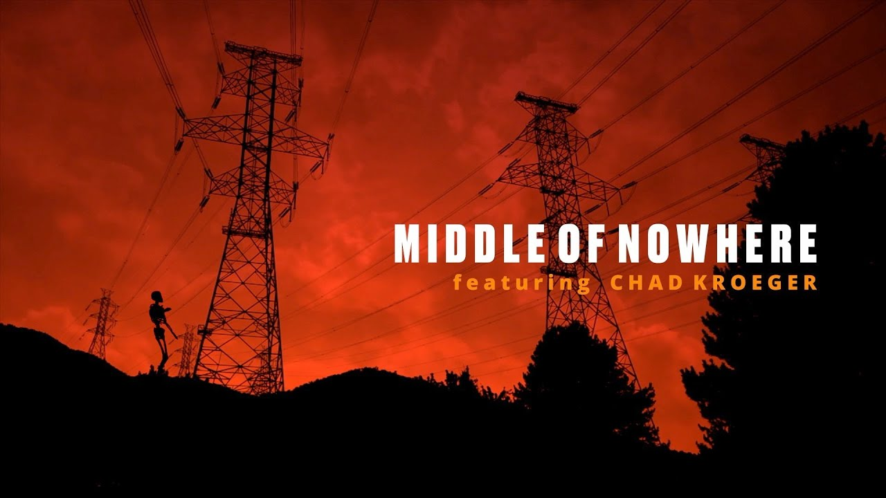 Big Wreck - Middle Of Nowhere (feat Chad Kroeger) (Official Lyric video)