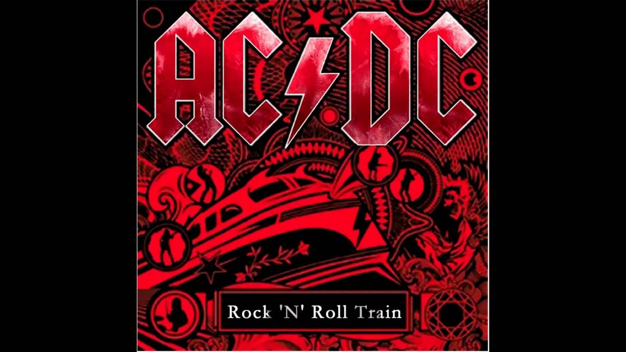 Acdc RockN Roll Train