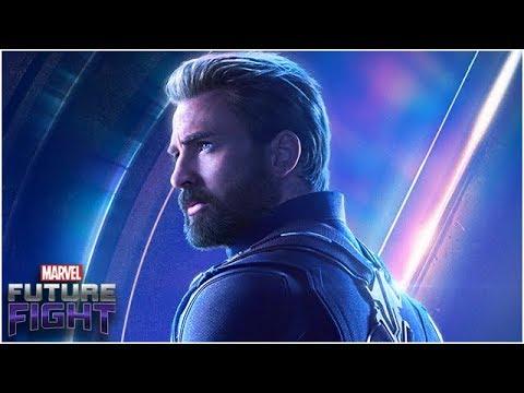 T3 CAPTAIN AMERICA *BLITZ* (INFINITY WAR) - Marvel Future Fight
