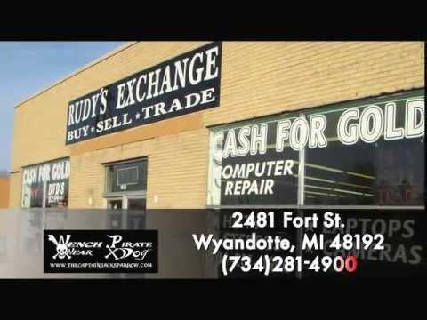 RUDY'S EXCHANGE WYANDOTTE MI 48192 734-281-4900