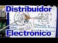 Como funciona el Distribuidor de Encendido Electronico