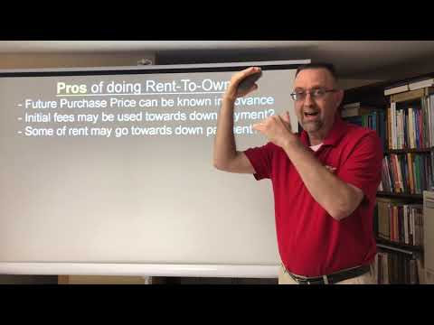 RENT-TO-OWN Canada / How Does It Work / Pros & Cons / Rent-To-Own For Bad Credit & Good Credit