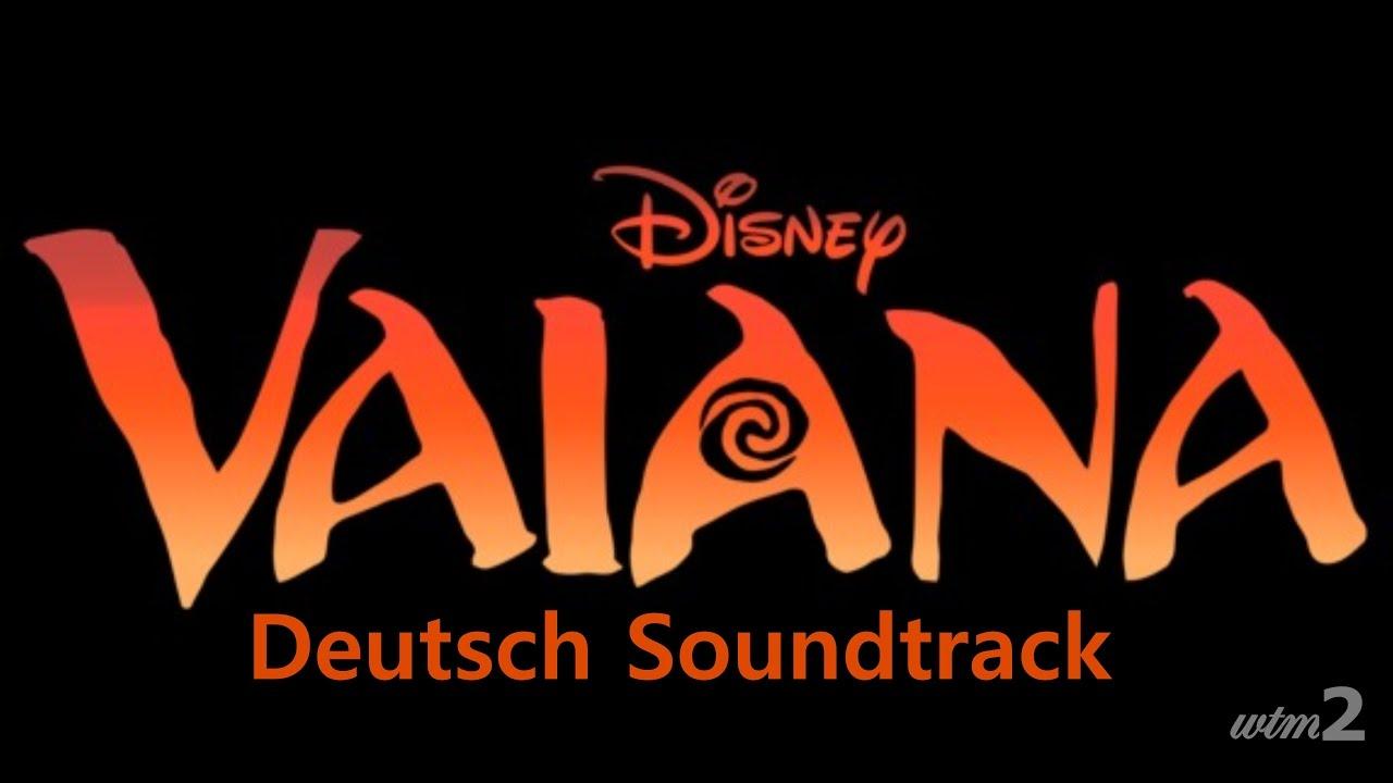 Vaiana Soundtrack Deutsch