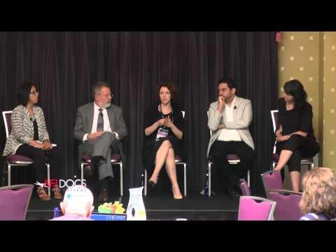 "AFI DOCS filmmaker Conference - ""Filmmakers Challenging Power"""
