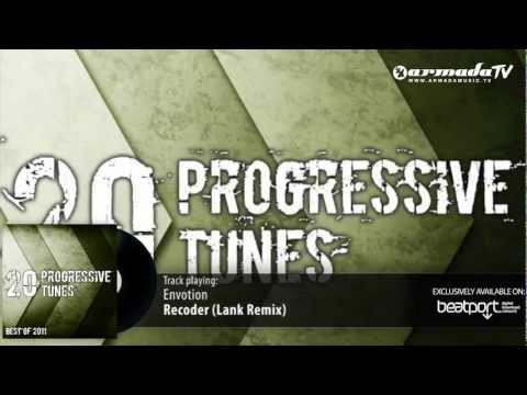 Out now: 20 Progressive Tunes - Best Of 2011