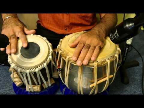 Tabla Lesson #81 Jhaptaal - 10 Beats