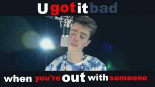 Mike Singer-U got it bad (cover)-Lyrics