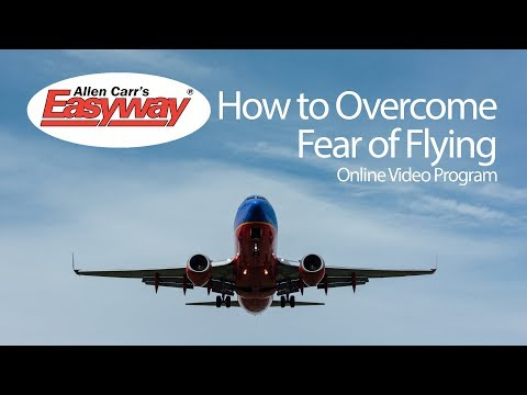 How to Overcome Fear of Flying Online Video Program trailer