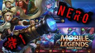 Gameplay de Mobile Legends #1