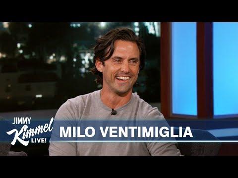 Milo Ventimiglia's Parents Could Not Care Less