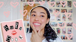 reading my middle school diary (exposing myself) | back to school