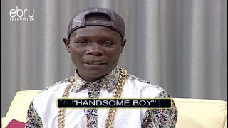 Meet Kenya's Handsome Man Who is Giving Ladies Sleepless Nights on Chipukeezy Show