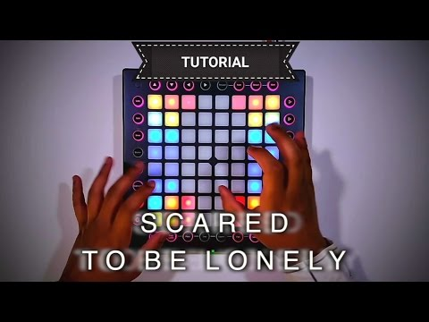 Martin Garrix & Dua Lipa - Scared To Be Lonely Brooks Remix // Launchpad Tutorial