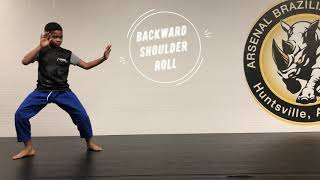Kids Self Defense Drill 1