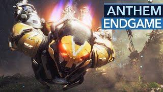 Was passiert im Endgame von Anthem?