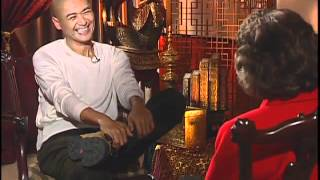 Chow Yun Fat for Anna and the King Interview - Bobbie Interviews .mp4