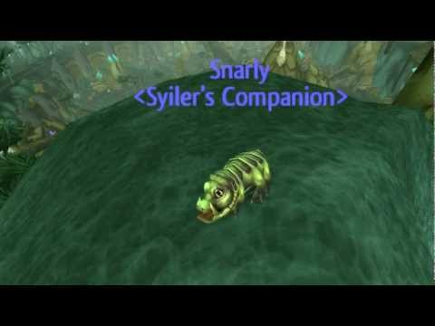 Crocolisk Pet Guide ( Chuck, MuckBreath, Snarly, Toothy ) - WoW Companion Pet Guide