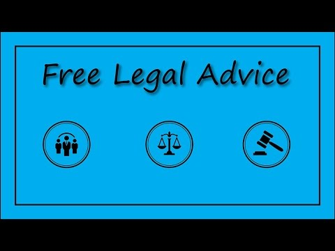 How To Get Free Legal Advice Online | Latest Tips.....