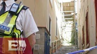 Hallan sin vida a dos niñas y una pareja en Gibraltar