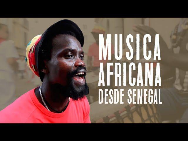 Música africana desde Senegal / Africa Family
