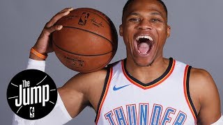 Russell Westbrook's extension 'huge' for smaller NBA markets | The Jump | ESPN