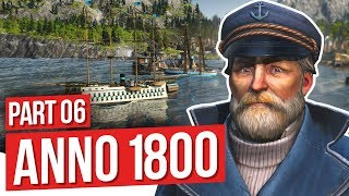 WE'RE GOING TO WAR! // Anno 1800 - Part 6