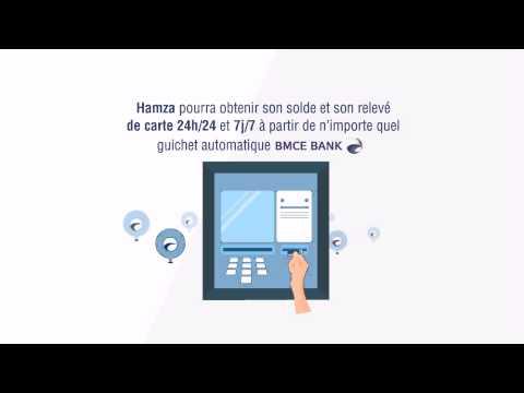 Didacticiel: Carte e-Pay de BMCE Bank
