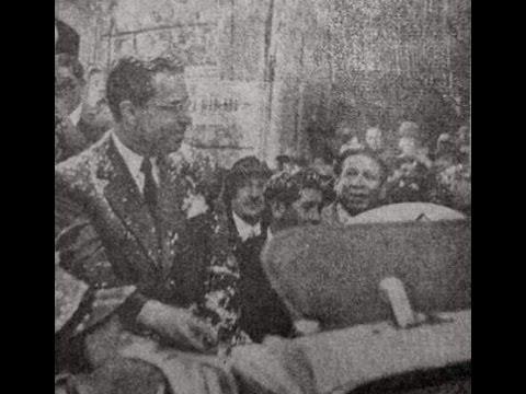 SIGLO XX BOLIVIA - Presidente Paz Estensoro
