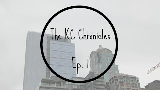 Afternoon Stroll In The City | The KC Chronicles #1