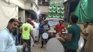 Dil Galti Kar Baitha Hai ! Bol Kaffara Kay Hoga qawwali Tiger Nashik Dhol Ghatkopar please subscribe