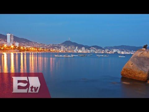 Acapulco,  implementa alerta de tsunami y participa en simulacro / Excelsior en la media