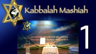Conferencia México: Secretos inauditos del Zohar - parte 1
