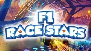 F1 Race Stars -