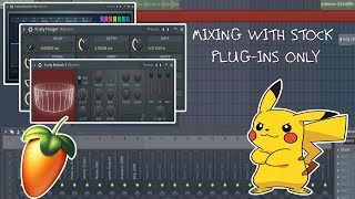 How to EASILY Mix a Trap Beat | Mixing With Chu # 3 [FL Studio 20 Tutorial 2019]