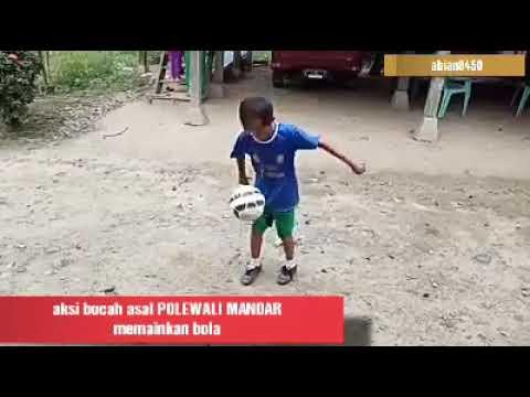 Soccer free style cilik dari POLEWALI MANDAR, SULAWESI BARAT