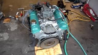 1963 Buick Aluminum 215 - First Start