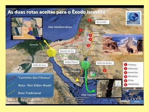 Lição 6 - A Peregrinação De Israel No Deserto Até O Sinai, 1pte, 1Tr14