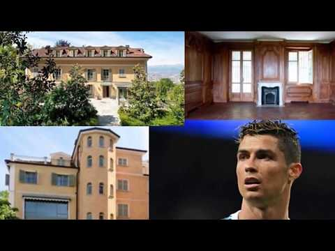 Cristiano Ronaldo's New House In Turin | Cristiano To Juventus 2018