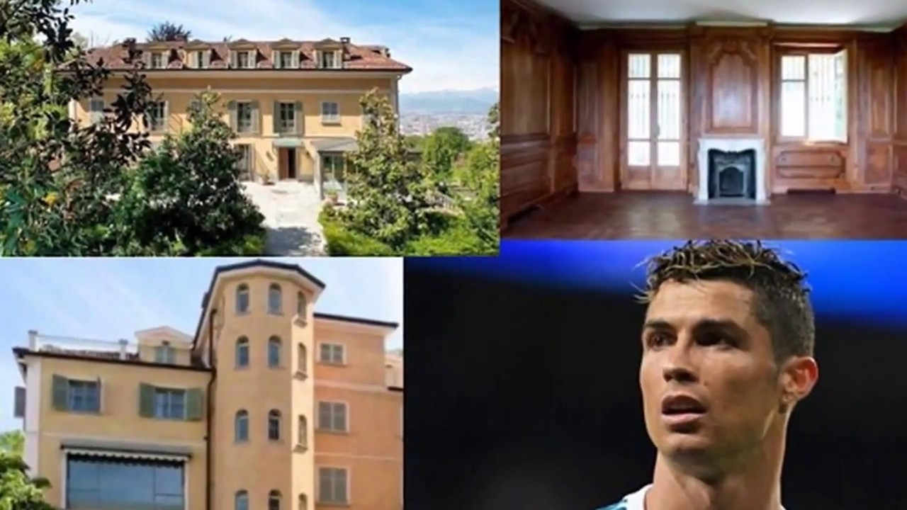 Cristiano ronaldos new house in turin cristiano to juventus 2018
